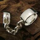 シルバーリング silver925 指輪 フリーサイズ ボンテ