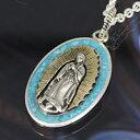 マリア silver925 真鍮 ターコイズ メキシカン シルバ