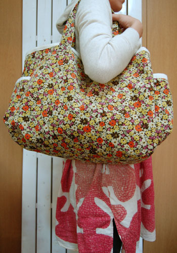 Carpenter bag (large) pattern