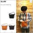 SLOW(スロウ)bono mini shoulder bag 3color ボノミニショルダーバッグ