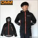 【OMM/オリジナルマウンテンマラソン】Kamleika Race Jacket 2 カムレイカレースジャケット2 ブラック【ウィンターセール・送料無料】(キャ...
