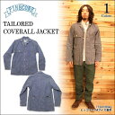 パインコーン PINECONE TAILORED COVERALL JACKET ジャケット