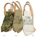 ショッピングMARC THE SUPERIOR LABOR(シュペリオールレイバー)MARCKET BAG 3color マーケットバッグ