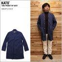 ショッピングショップ KATO' DENIM(カトーデニム)SHOP COAT ショップコート【サマーセール】【SUMMER SALE】
