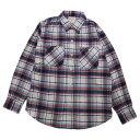ショッピングネルシャツ BONCOURA(ボンクラ)ネルシャツ ヘビーネルチェック