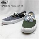 ショッピングVans VANS(バンズ)CHAMBRAY POLKA ERA CA 2color