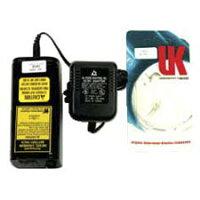 UK C8 用 充電器アップグレード キット  Underwater Kinetics 【送料無料】の画像