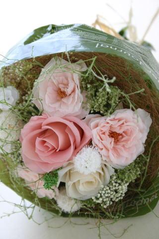 プリフラの花束・ブーケアレンジ Pre Pre Bouquet