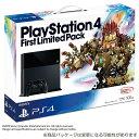 【予約】2/22発売★PS4★PlayStation4 First Limited Pack(HDD500GB/ジェット・ブラック/CUHJ-100...