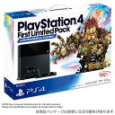 C9【新品】2/22発売★PS4★PlayStation4 First Limited Pack with PlayStationCamera (HDD500GB/ジェット・ブラック/CUHJ-10001)ソニー★4948872448864★プレステ4 カメラ プレイステーション4本体 ps4