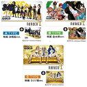 3種【在庫あり】7/2発売『ワンピースナナコカード』A B C 3種セット B2ポスター3種付 nanacoカード