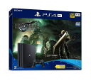 FF1TB【あす楽】【キャッシュレス5%還元】PlayStation 4 Pro FINAL FANTASY VII REMAKE Pack【HDD:1TB】 (CUHJ-10036) ソニー PS4 1テラ 黒 4948872311724
