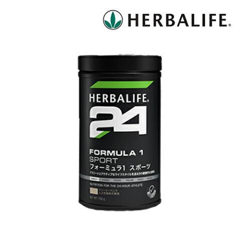 【期限近】HERBALIFE ハーバライフ フォーミュラー1 スポーツ HERBALIFE 24 クリーミーバニラ ダイエット 期限2018年08月31日