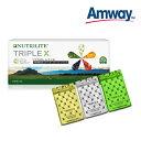 アムウェイ 新トリプルX(レフィル)栄養機能食品(ビタミンB1、ビタミンC、ビタミンE)  Amwa