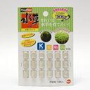 【200円割引クーポン配布中】【ジェックス】水草一番栄養ブロック18粒