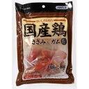 【あす楽】アスク 国産鶏ささみ&ガム ミニ 16本