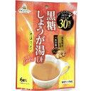 【上野屋本舗】 黒糖しょうが湯DF 15g×6包入 【フード・飲料】