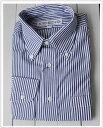ショッピングINDIVIDUALIZED INDIVIDUALIZED SHIRTSインディビジュアライズドシャツBENGAL STRIPE B.D.SHIRTSベンガルストライプボタンダウンシャツ[Men's]