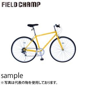 FIELD CHAMP CROSS BIKE 700C 6SF MG-FCP700CF カラー:イエロー 外装6段ギア付きクロスバイク