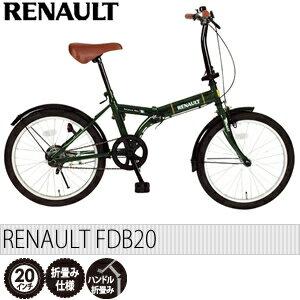 RENAULT(��Ρ�)FDB20���顼�������20������ޤꤿ����ž��