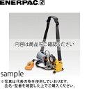 ENERPAC(エナパック) 電動ポンプ (単相100V/0.35kW 有効油量1.6L 単動シリンダ用) PE302-HWO