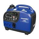 日立工機(HiKOKI) インバータ式4サイクルエンジン発電機 E9U 出力:50/60Hz 0.9kVA 超低騒音形