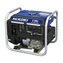 欠品中:2019年1月以降予定 HiKOKI(日立工機) インバータ式4サイクルエンジン発電機 E25U 出力:50/60Hz 2.5kVA 低騒音形