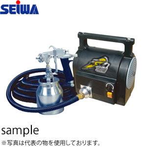 精和産業(セイワ)電動スプレーガン電動低圧温風塗装機クリーンボーイCB-150Eホース5m付純正標準