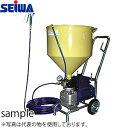 精和産業(セイワ) とばなーい ダイヤフラム低圧エアレス(塗装機) TB-8 60Hz 高粘度セット