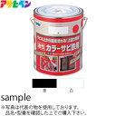 アサヒペン 油性カラーサビ鉄用 白 0.7L :AP3708