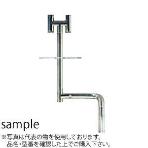 ステンレス排気筒 115mmセット :SA0005 [代引不可商品][送料別途お見積り]
