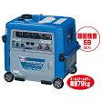 デンヨー ガソリンエンジン溶接機 GAW-150ES2【在庫有り】