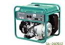 デンヨー 小型ガソリンエンジン発電機 GA-3705U