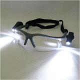 3M(スリーエム) ライトビジョン2 LEDライト付保護メガネ【在庫有り】