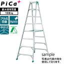 ピカ(Pica) アルミ製 専用脚立 スーパージョブ JOB-300E [大型・重量物] ご購入前確認品
