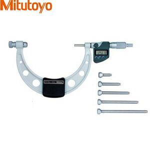 ミツトヨ(Mitutoyo) OMC-150MX(340-251-30) デジマチック替アンビル式外側マイクロメータ 測定範囲:0〜150mm