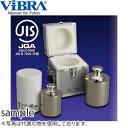 新光電子(VIBRA) M1CBB-1GJ JISマーク付基準分銅型円筒分銅 M1級(2級) 1g 黄銅クロムメッキ製