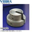 新光電子(VIBRA) M1SB-1K 増おもり型分銅 M1級(2級) 1kg 黄銅クロムメッキ製