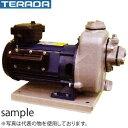 寺田ポンプ製作所 陸上ポンプ(鋳鉄製) 直動/自吸式 MP形メカニカルシール 小型軽量 MP3N-0041TR 60Hz 2極(2P) 口径:40mm