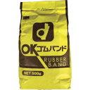 ■オカモト ゴムバンド 500G袋入 (3400本入) 500-16-11 [TR-4062566]