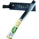 ■鋼典 竹割ナタ ビニール鞘完全包装 〔品番:C-12〕[TR-8188052]