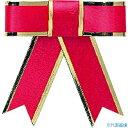 ■HEIKO ギフトリボン ミニパック 赤 10個入り 001452505 (株)シモジマ[TR-8644074]