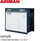 北越工業(AIRMAN/エアマン) 屋外設置型 スクリュコンプレッサ SMS37ES-6B(60Hz仕様・ドライヤなし)