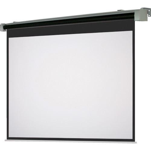 ■OS 80型 電動巻上式スクリーン ボックス収納タイプ〔品番:SET-080VM-TR1-WG103〕[TR-1084956 ]【大型・送料別途お見積り】