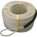 ■デンサン ケブラー(R)ロープ 〔品番:CDB-1251〕外直送元[TR-1116419]【個人宅配送不可】