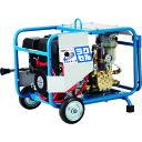■ツルミ 高圧洗浄機 エンジンシリーズ(セル付きタイプ) 〔品番:HPJ-680ES〕直送元[TR-1492862]【大型・重量物・個人宅配送不可】