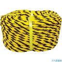 ■ユタカメイク ロープ 標識ロープ巻物 9Φ×100M〔品番:Y9-100〕[TR-3554571]