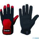 ■ミタニ 合皮手袋 イージーフィット LLサイズ〔209217〕