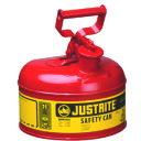 ■ジャストライト セーフティ缶 タイプ1 1ガロン〔品番:J7110100〕[TR-4721764]