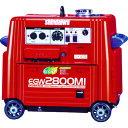 新ダイワ エンジン溶接機 兼発電機 135A 品番:EGW2800MI 【 大型 重量物 個人宅配送と代引不可 運賃別途お見積り】
